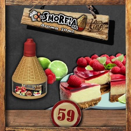 King Liquid - La Smorfia XXL 30ml - N.59