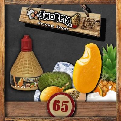 King Liquid - La Smorfia XXL 30ml - N.65