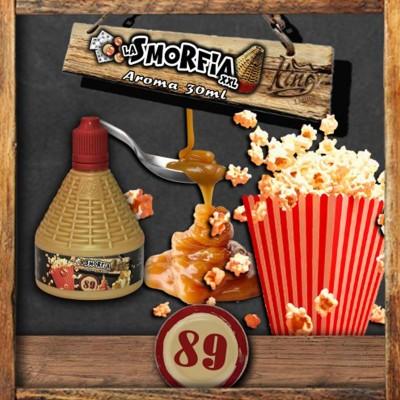 King Liquid - La Smorfia XXL 30ml - N.89