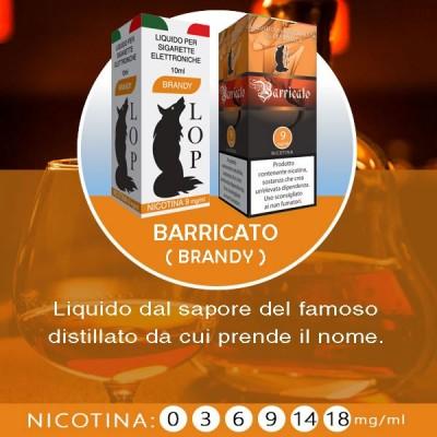 LOP - Barricato (brandy) 10ml