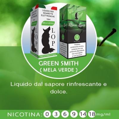 LOP - G. Smith (mela verde) 10ml-0mg/ml