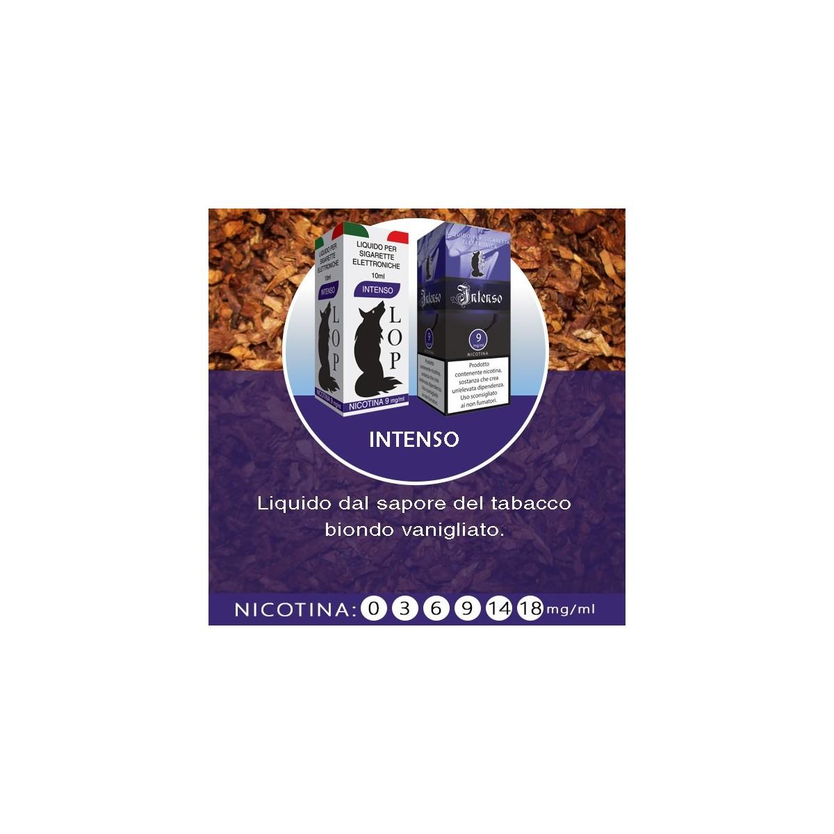 LOP - Intenso 10ml-0mg/ml