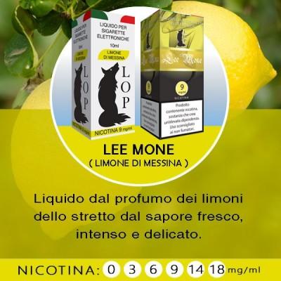 LOP - Lee Mone (limone di messina) 10ml-0mg/ml