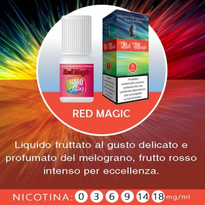 LOP - Red Mac 10ml-0mg/ml