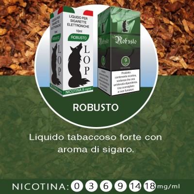 LOP - Robusto 10ml-0mg/ml