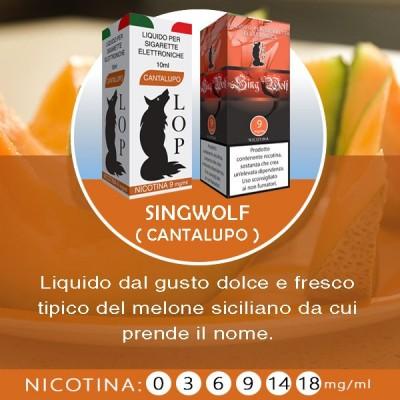 LOP - Singwolf (cantalupo) 10ml-0mg/ml