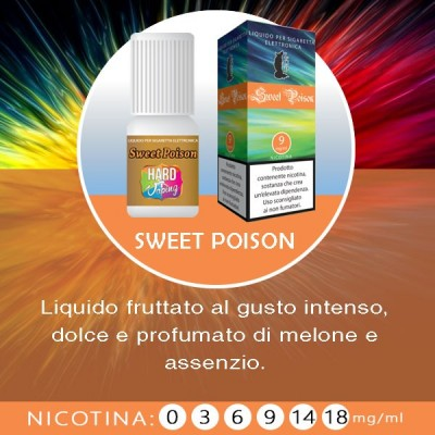 LOP - Sweet Poison 10ml-9mg/ml