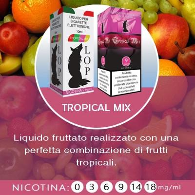 LOP - Tropical Mix 10ml