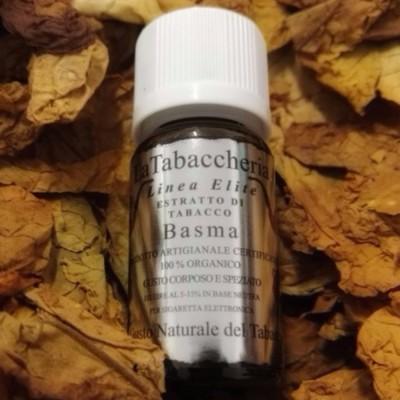 La Tabaccheria - Estratto di Tabacco Basma 10ml