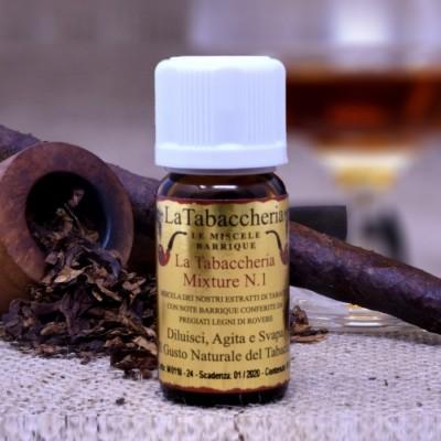 La Tabaccheria - Le Miscele Barrique Mixture N.1 10ml