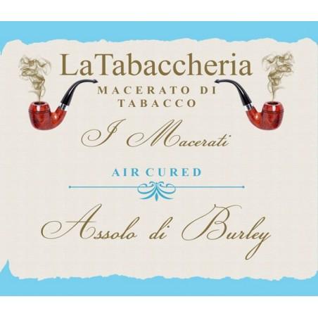 La Tabaccheria - Macerati - Assolo di Burley 10ml