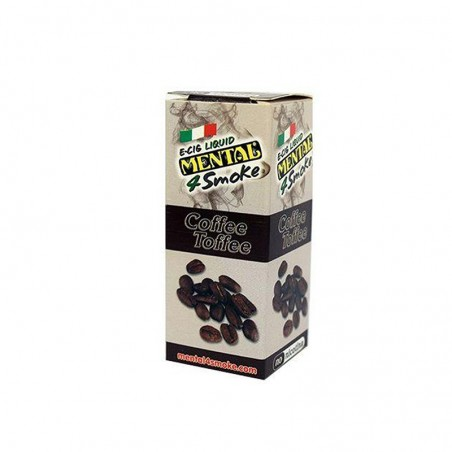 Mental - Coffee Toffee 10ml-0mg/ml