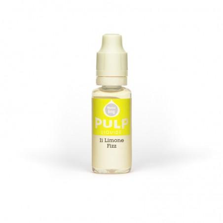 PULP - Il Limone Fizz 10ml-0mg/ml