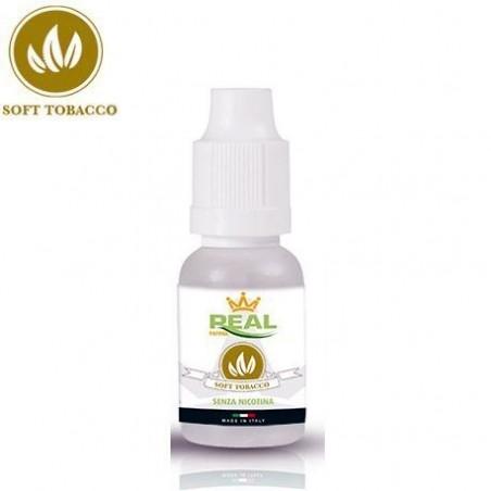 Real Farma 10ml - Soft Tobacco-0mg/ml