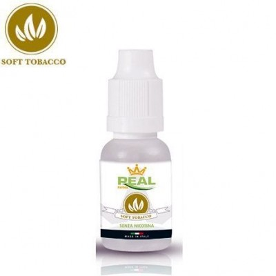 Real Farma 20ml - Soft Tobacco-0mg/ml
