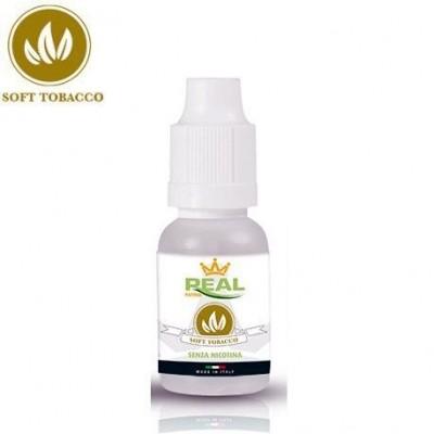 Real Farma 20ml - Soft Tobacco-0mg/ml