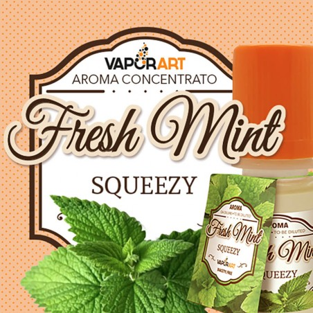 Squeezy - Aroma Fresh Mint 10ml