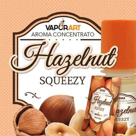 Squeezy - Aroma Hazelnut 10ml
