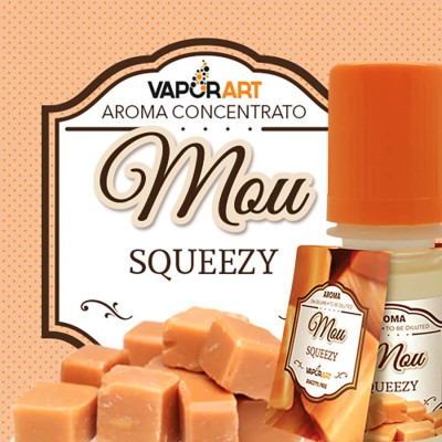Squeezy - Aroma Mou 10ml