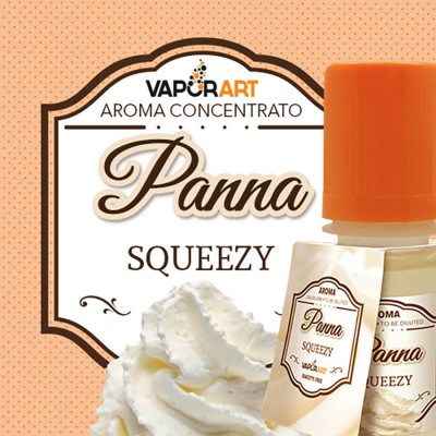 Squeezy - Aroma Panna 10ml
