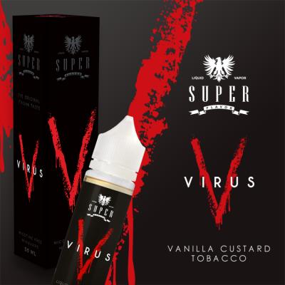 Super Flavor - Virus Mix&Vape 50ml