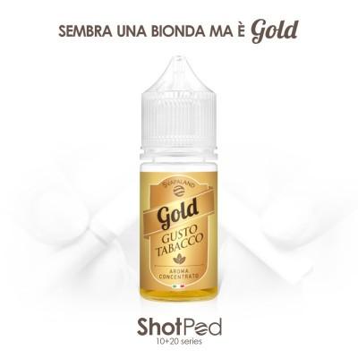 Svapaland Aroma 10ml - Gold