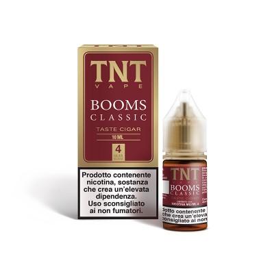 TNT Vape - Booms Classic 10ml-0mg/ml