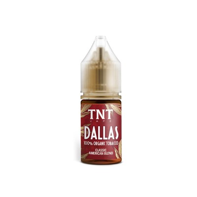 TNT Vape Aroma - Total Natural Tobacco - Dallas 10ml