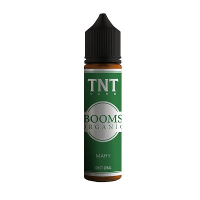 TNT Vape SHOT2040 - Booms Organic Mary 20ml