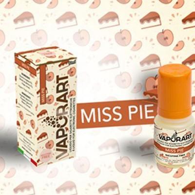 Vaporart - Miss Pie 10ml-0mg/ml