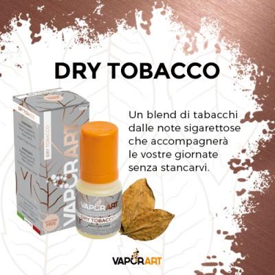 Vaporart 10ml - Dry Tobacco-0mg/ml