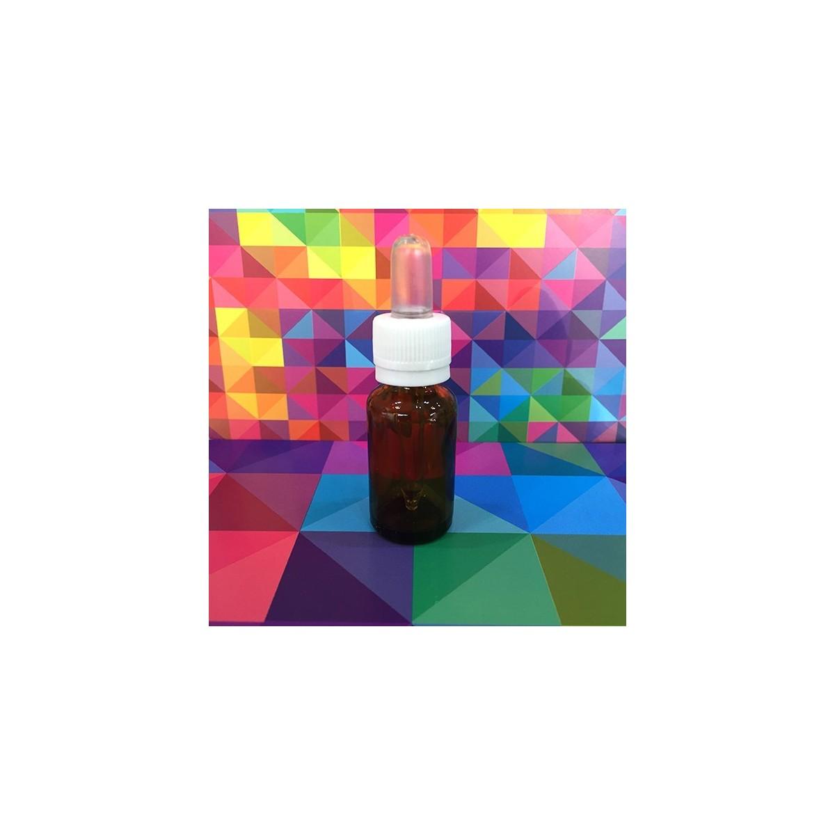Flacone in vetro 10 ml con contagoccie