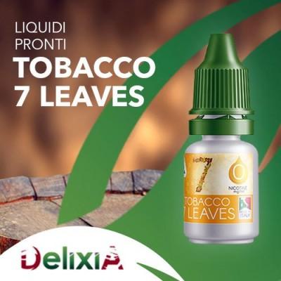 Delixia 10ml - 7 Leaves-0mg/ml