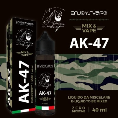 EnjoySvapo - AK-47 by Il Santone dello Svapo Mix&Vape 40ml