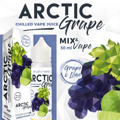 EnjoySvapo - Arctic Grape Mix&Vape 50ml