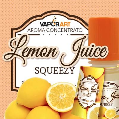 Squeezy - Aroma Lemon juice 10ml