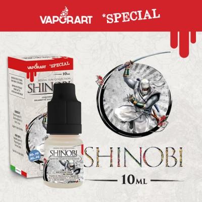 Vaporart 10ml - Special Edition - Shinobi-0mg/ml