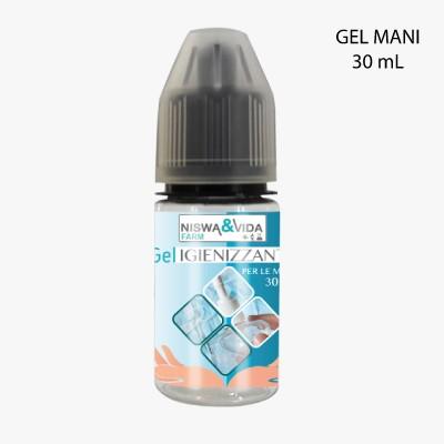 Gel Igienizzante per le mani 30ml