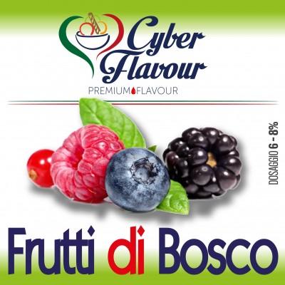 Cyber Flavour - Aroma Frutti Di Bosco 10ml