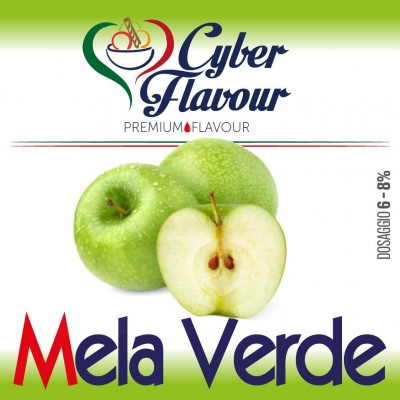 Cyber Flavour - Aroma Mela Verde 10ml