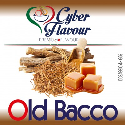 Cyber Flavour - Aroma Old Bacco 10ml