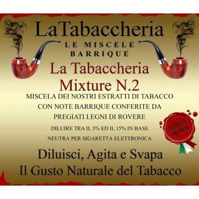 La Tabaccheria - Le Miscele Barrique Mixture N.2 10ml