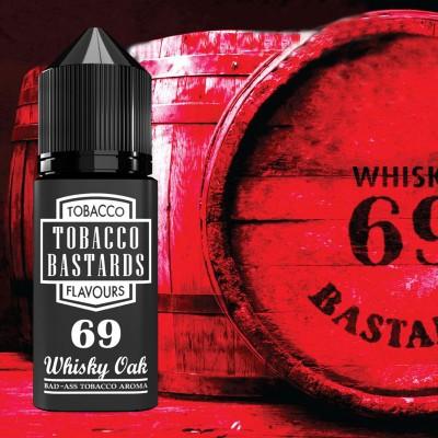Tobacco Bastards Aroma 10ml - Whisky Oak N. 69