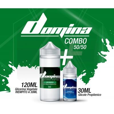 Domina - Combo Base 50VG/50PG - 60ml