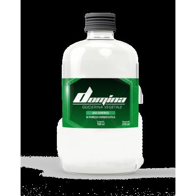 Domina - Glicerina Vegetale (VG) - 250ml (riempito a 100ml)