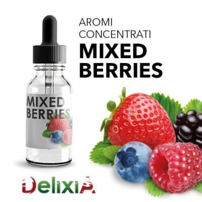 Delixia Aroma 10ml - Mixed Berries