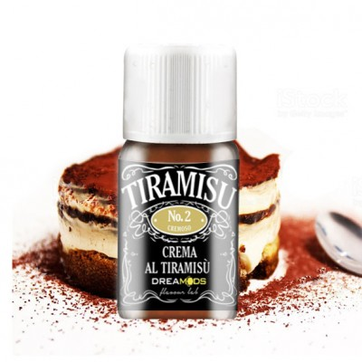 Dreamods - Aroma Concentrato No.2 Tiramisu 10ml