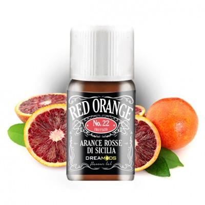 Dreamods - Aroma Concentrato No.22 Red Orange 10ml