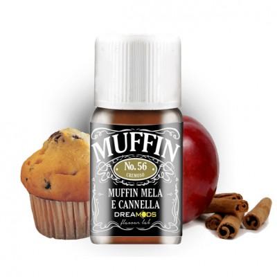 Dreamods - Aroma Concentrato No.56 Muffin 10ml