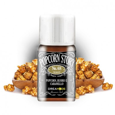 Dreamods - Aroma Concentrato No.68 Popcorn Story 10ml